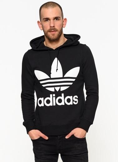 Kapüşonlu Sweatshirt-adidas